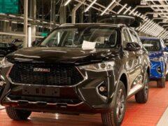 Российский завод Haval выпустил 30-тысячный автомобиль
