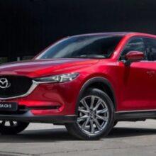Компания Mazda повысила стоимость всех моделей на рынке России