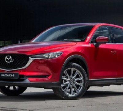 Mazda CX-5, кроссовер