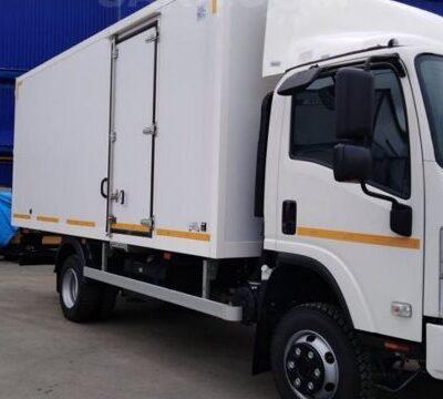 Isuzu ELF, грузовик