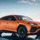 Компания Lamborghini выпустила юбилейный кроссовер Urus