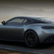 Aston Martin DB11 с мотором AMG V8 стал мощнее