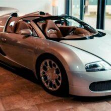 Bugatti четыре месяца восстанавливала гиперкар Veyron 2008 года