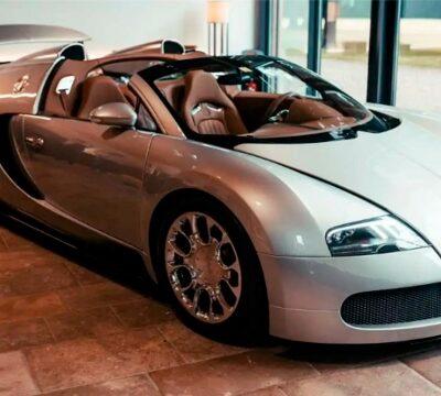 Veyron Grand Sport, гиперкар