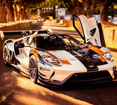 Ford GT Send-Off Edition