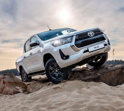 Toyota Hilux, пикап