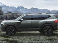 Новые Dacia Duster и Bigster получат гибридную версию