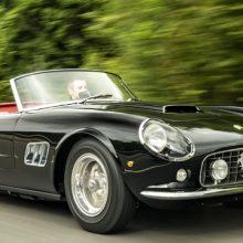 Компания GTO Engineering представила копию Ferrari 250 GT SWB California