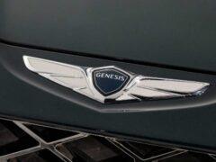 Genesis перестанет выпускать автомобили с ДВС до 2030 года