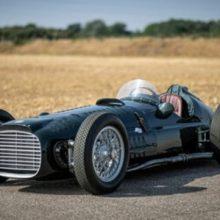 British Racing Motors воссоздала болид «Формулы-1» 50-х годов
