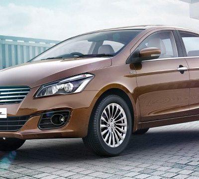 Suzuki Ciaz, новый седан