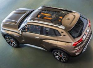 АвтоВАЗ планирует поставлять в Европу внедорожник LADA Niva нового поколения